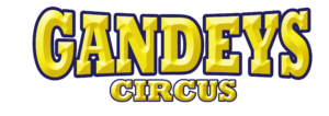 Gandey circus production logo